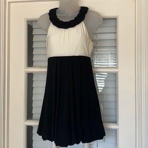 Jessica Howard Petite - High-Neck Dress